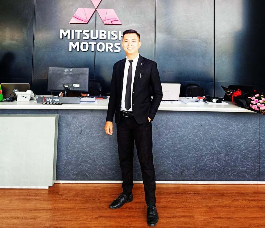 Chuyên viên tư vấn Mitsubishi Cần Thơ Mr Hiếu