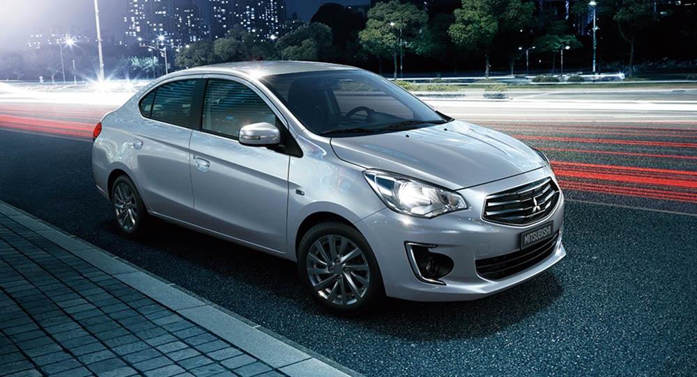 Mitsubishi Attrage 2019