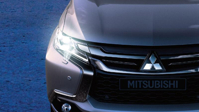 Mitsubishi Pajero Sport Ngoại Thất 6