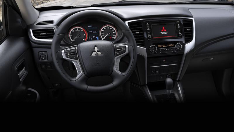 Mitsubishi Triton Nội Thất 3