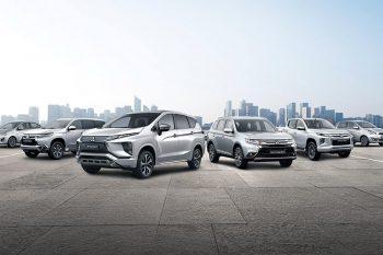 Lịch lái thử và trưng bày xe Mitsubishi tại Miền Tây
