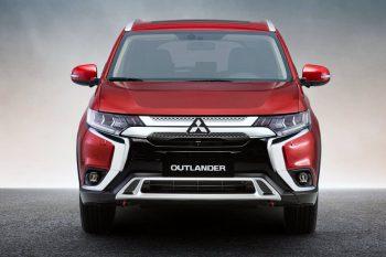 Nâng cấp với Mitsubishi Outlander 2020